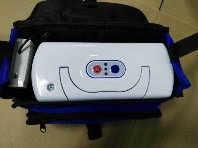 Travel Oxygen Concentrator Humidifier Portable Intelligent Control