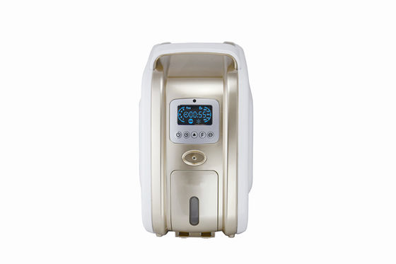 HEPA Filters Portable Medical Humidifier Oxygen Concentrator Humidifier พร้อม Power Failure Alarm
